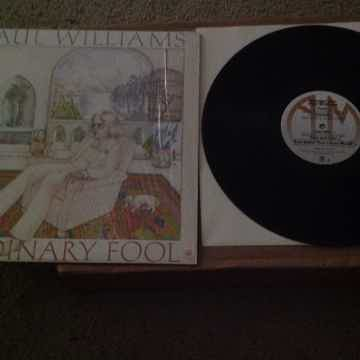 Paul Williams - Ordinary Fool A & M Records Vinyl LP NM