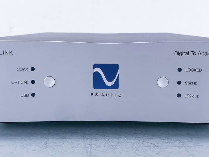 PS Audio Digital Link III Upsampling USB DAC D/A Converter (15343)