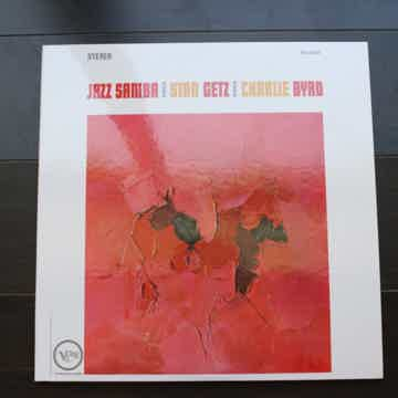 Jazz Samba - Verve - QRP - Analogue Productions