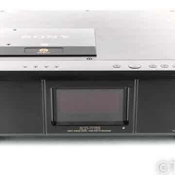 Sony SCD-777ES SACD / CD Player