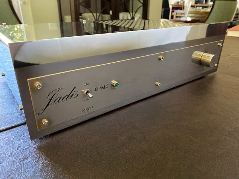 Jadis DPMC Phono Preamp - New Tubes & Shipping