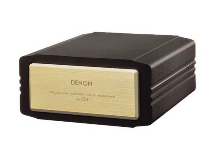 Denon AU-S1 MC Phono Step-Up Transformer; AUS1; Head Amplifier (New) (21794)