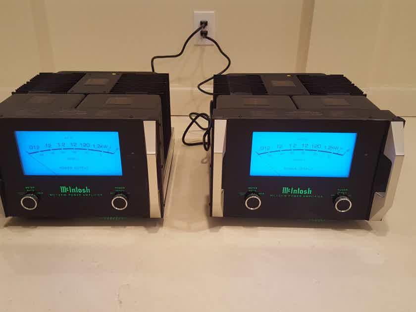 McIntosh MC 1.2kW 1200W Monoblock Amplifiers