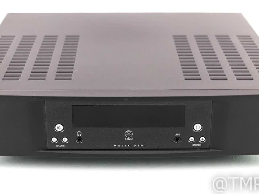 Linn Majik DSM/3 Stereo Streaming Integrated Amplifier; MM Phono; Roon Ready (28885)