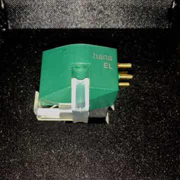 EL moving coil cartridge