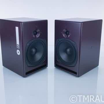 A21-M Active Bookshelf Speakers
