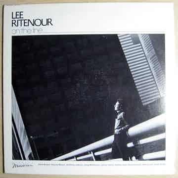 Lee Ritenour - On The Line - 1983  Elektra Musician 9 6...