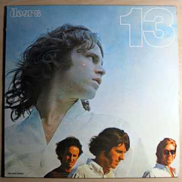 Doors - 13 - 1970  LP Vinyl Compilation Elektra Records...