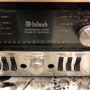 McIntosh C22 Commemorative Edition Frank H. McIntosh