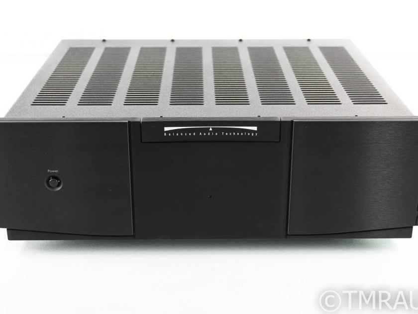 BAT VK-225SE Stereo Power Amplifier; VK225SE; Balanced Audio Technology (26171)