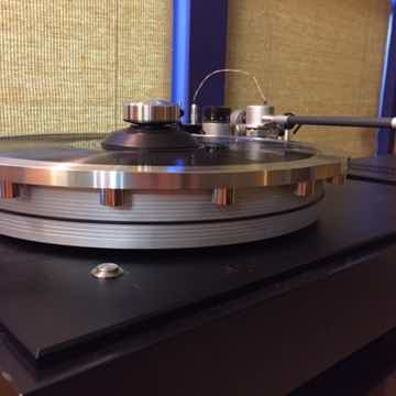 Wayne's Audio Turntable Outer Ring SS-2