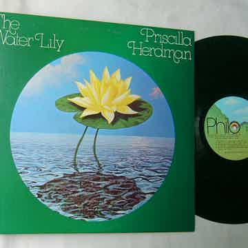 PRISCILLA HERDMAN -  THE WATER LILY - RARE