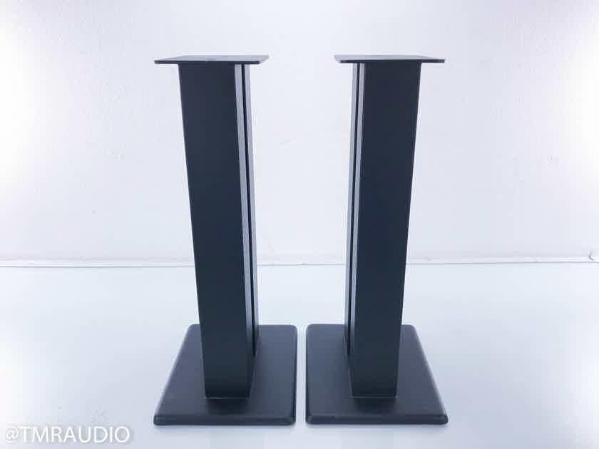 Metal Speaker Stands Pair; 2ft (13463)