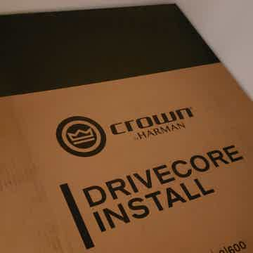 Crown Audio DCi 8/600N