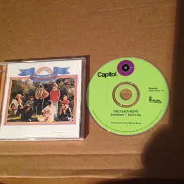 The Beach Boys - Sunflower Surf's Up OOP Compact Disc 2...