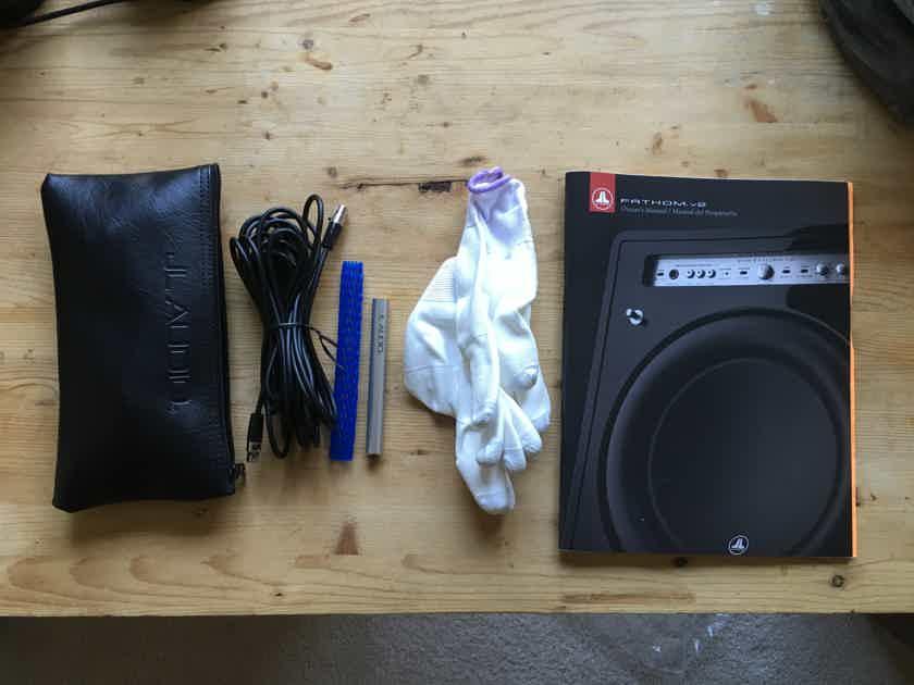 JL Audio Fathom 110 F110v2