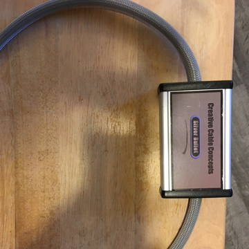 Creative Cable Concepts Silver bullet digital cable