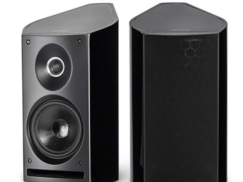 Sonus Faber Venere 2.0 Bookshelf Monitor - Gloss Black