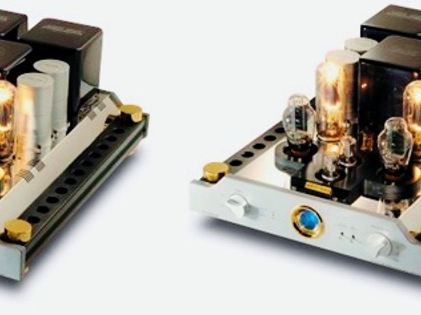 Audio Space  Reference One Mono Amplifiers, Flagship Pair, Don't Miss this...