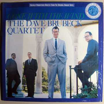 The Dave Brubeck Quartet - Gone With The Wind - Mono Re...