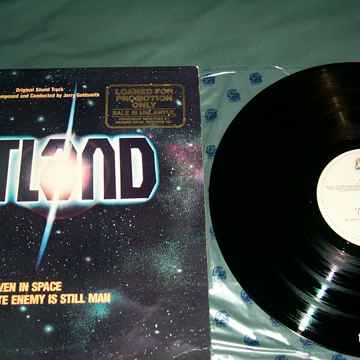 Soundtrack - Outland Warner Brothers Records Promo LP N...