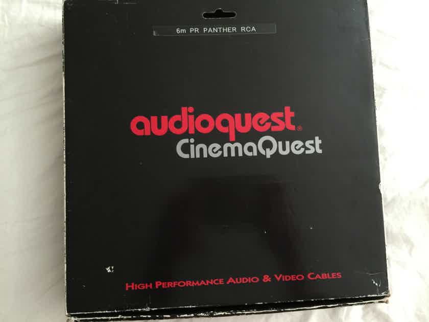 AudioQuest Panther int MNIT++ RCA-RCA/6M long
