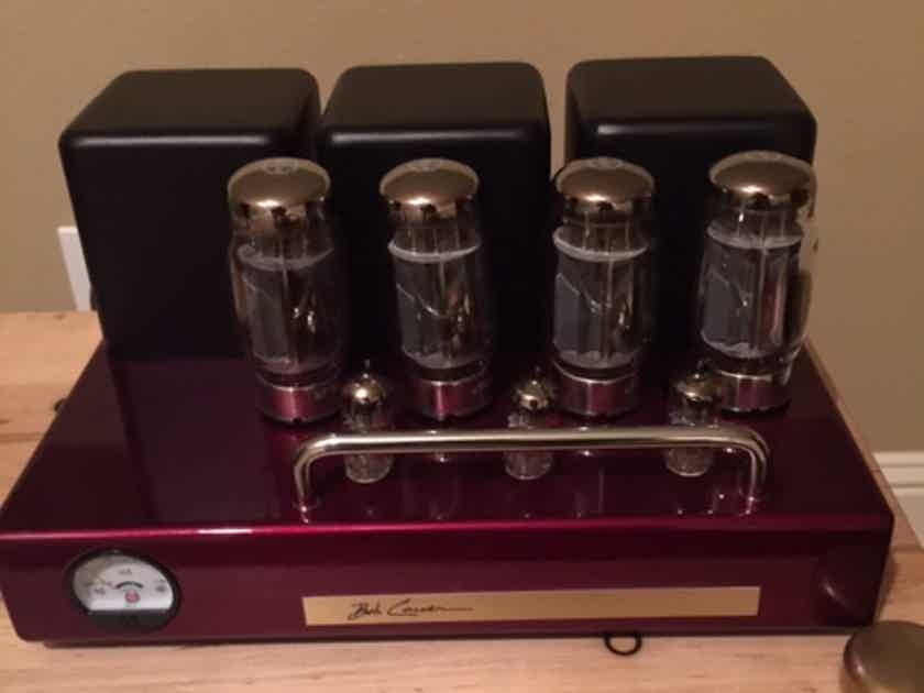 Carver 275 Crimson tube power amplifier with 5 year transferrable warranty