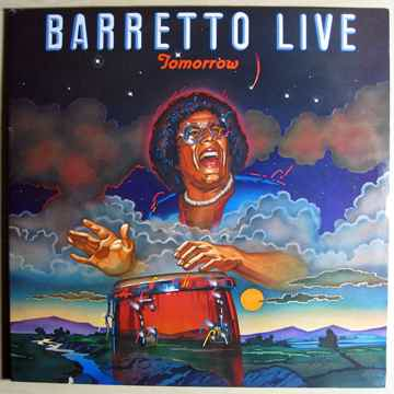 Ray Barretto Tomorrow: Barretto Live
