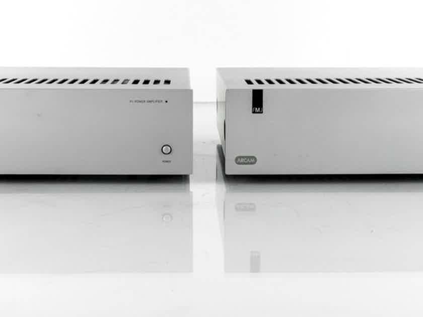Arcam FMJ P1 Mono Power Amplifier; P-1; Pair (19628)