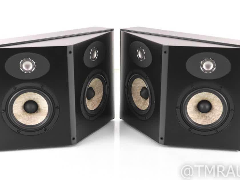 Focal Aria SR900 Surround Speakers; Satin Black Pair; SR-900 (28629)