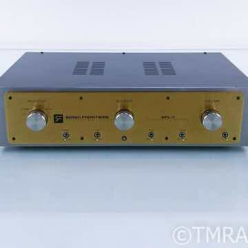 Sonic Frontiers SFL-1 Stereo Tube Preamplifier