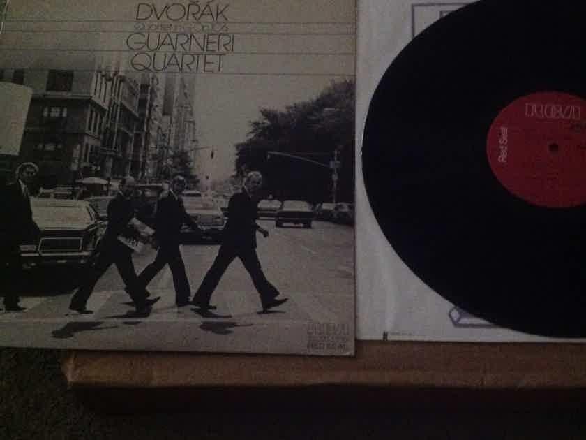 Guarneri Quartet - Dvorak Quartet In G Op. 106 RCA Red Seal Records Vinyl LP  NM