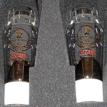 KR Audio 274B HP Rectifier Tubes (2 Tubes Available)