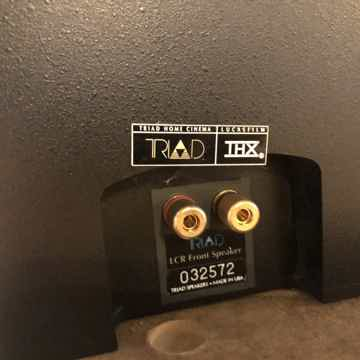 Triad Speakers InRoom Gold LCR
