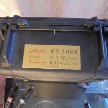 Kimber Kable KS1036