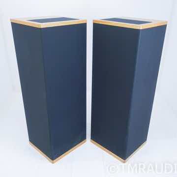 Vandersteen Model 4 Vintage Floorstanding Speakers; Oak...