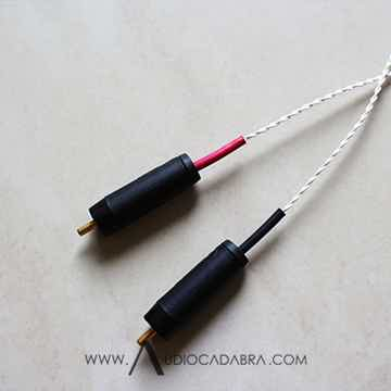 Audiocadabra Ultimus3™ Solid-Silver Analog Cables
