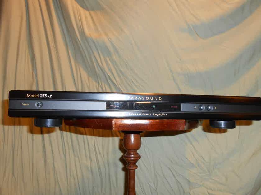 Parasound 275 Classic 275v2
