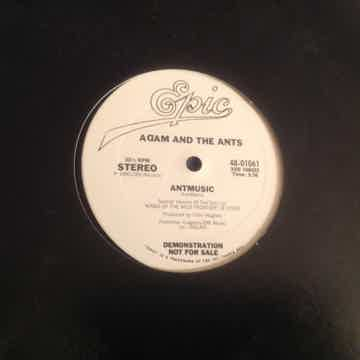 Adam And The Ants Antmusic/Don't Be Square (Be There) E...