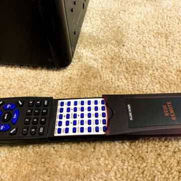 Redi-Remote with cover open