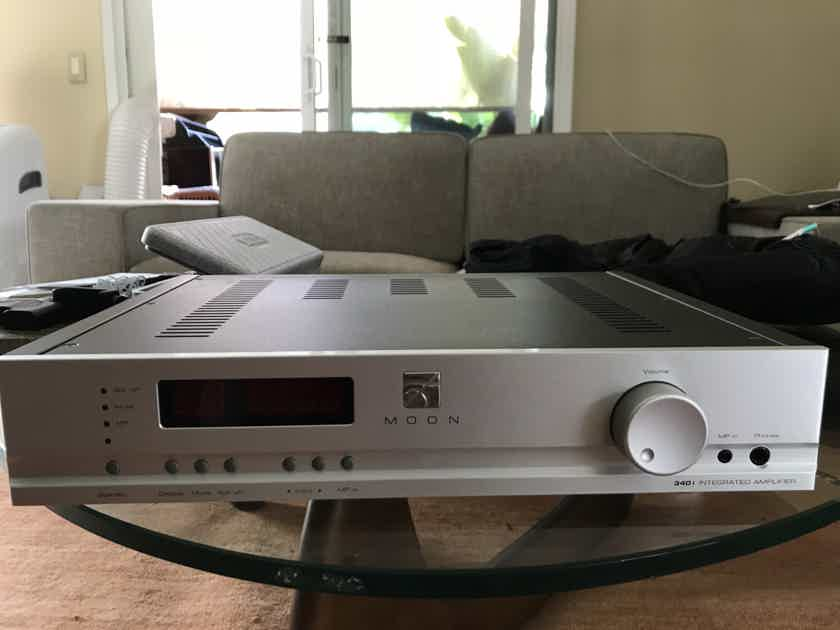 Moon 340i dpx Integrated Amplifier