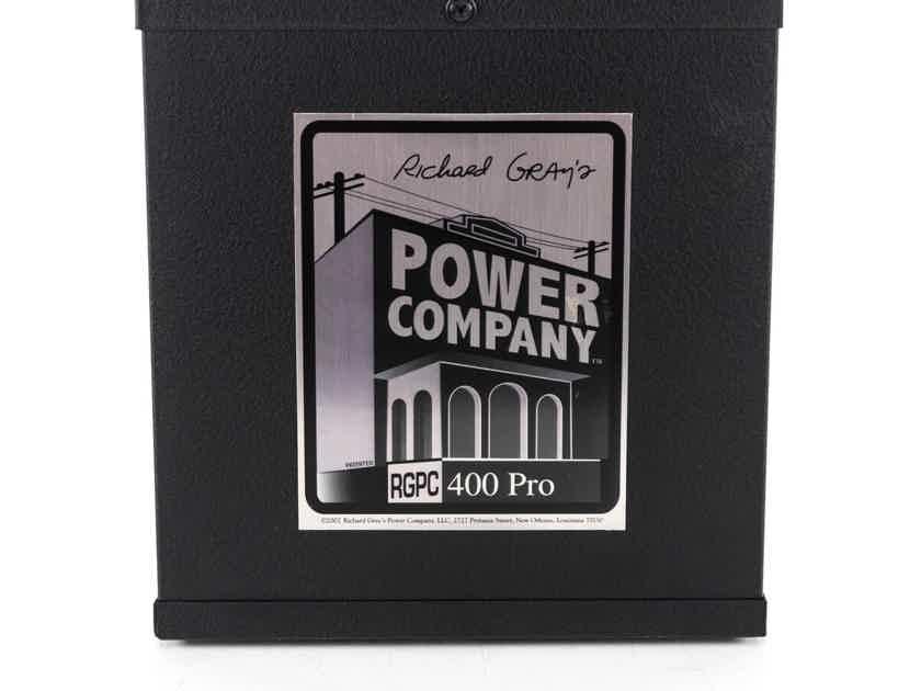 Richard Gray's Power Company RGPC 400 Pro Power Conditioner; RGPC-400; 20 Amp (20137)