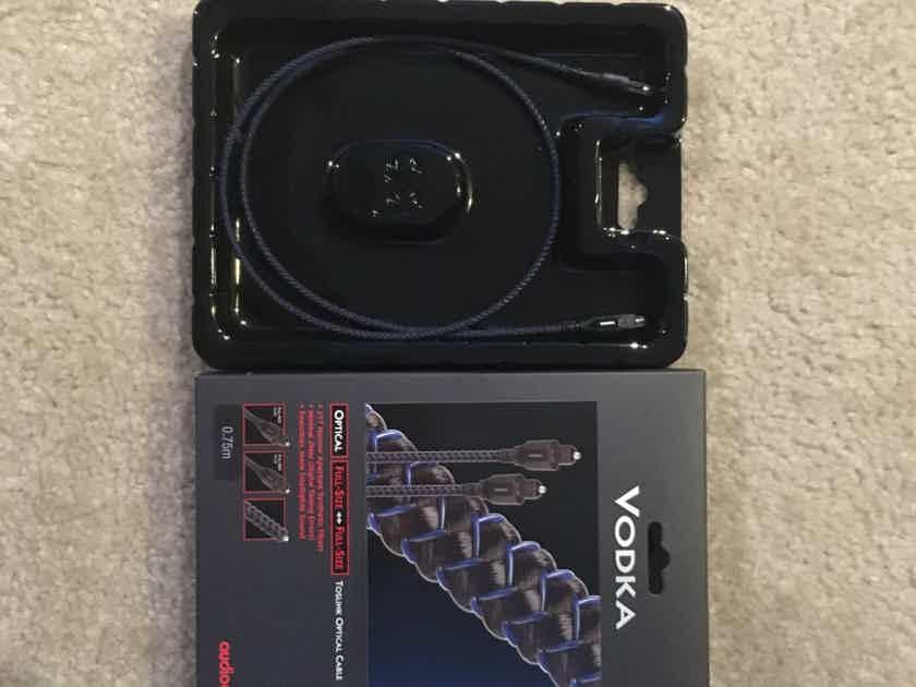 AudioQuest Vodka Toslink Optical Cable