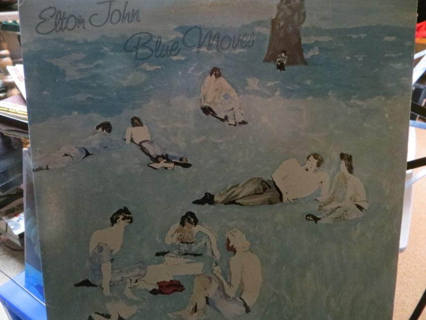 ELTON JOHN - BLUE MOVES 2 record set