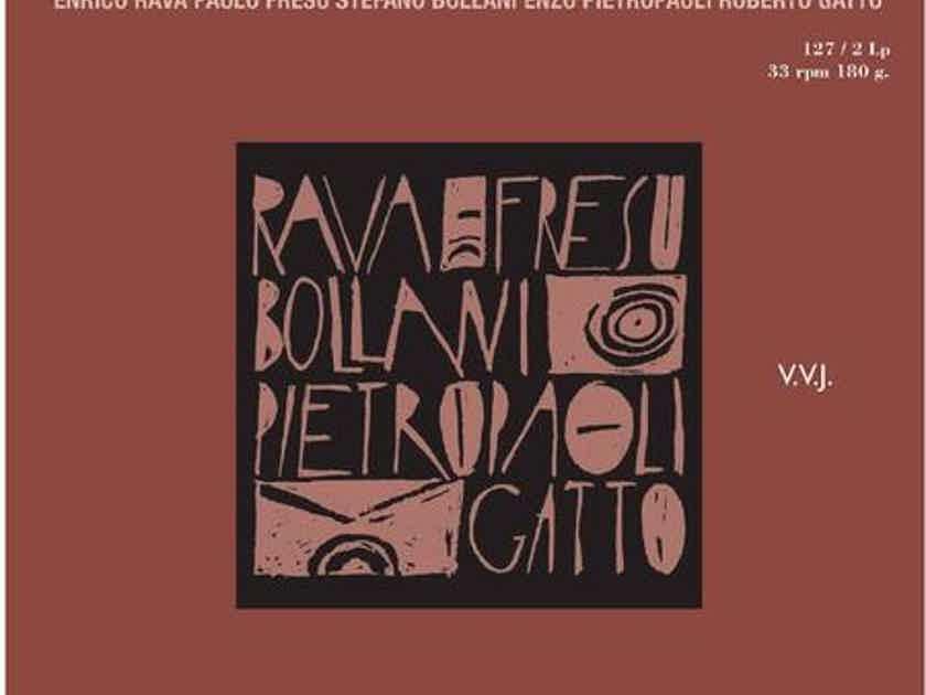 Rava/Fresu/Bollani/Pietropaoli/Gatto Shades Of Chet  Edition of 496, Fone