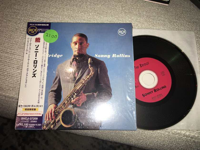 Sonny Rollins - The Bridge K2 24 bit Japanese