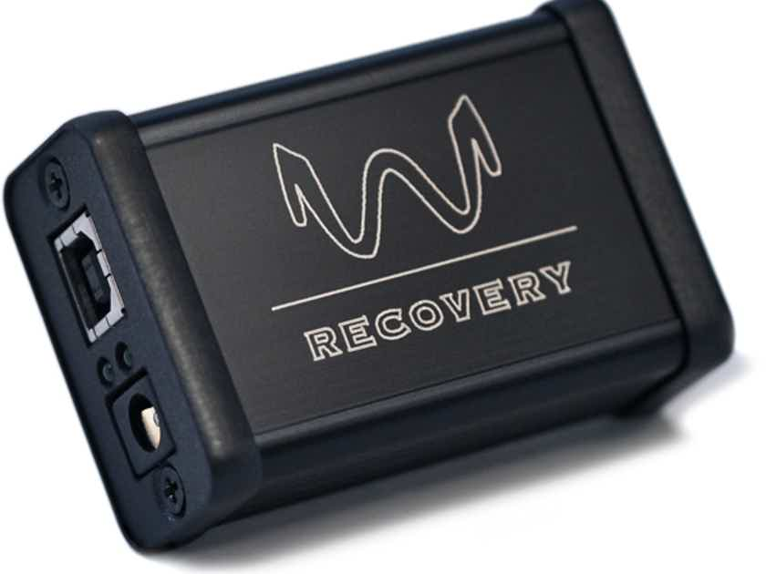 Wyred 4 Sound Recovery - Award winning USB Reclocker.  Last one available at this price!