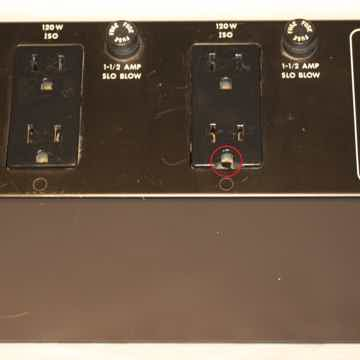 Audio Power Industries Power Wedge 116