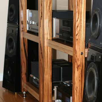 "Core Audio Designs ""plyKRAFT"" 3L African Zebra"