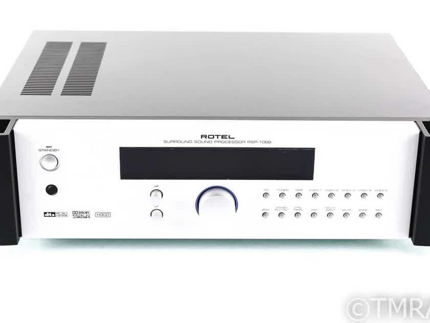 Rotel RSP-1068 7.1 Channel Home Theater Processor; RSP1068 (No Remote) (27173)